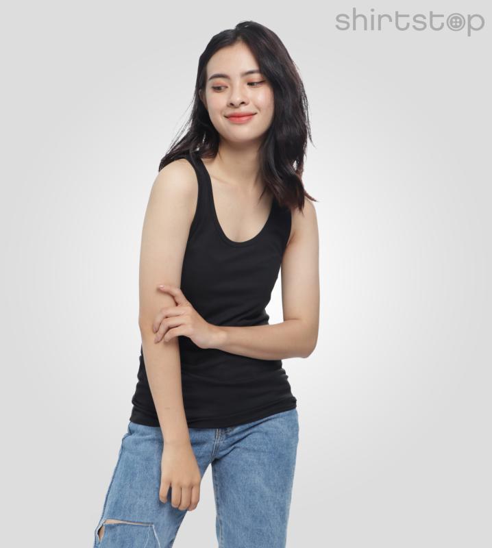 Nơi bán Áo tank top nữ Shirtstop KHÁNG KHUẨN - bảo vệ sức khỏe, chất liệu cotton mềm mại, thoáng mát - thân thiện môi trường