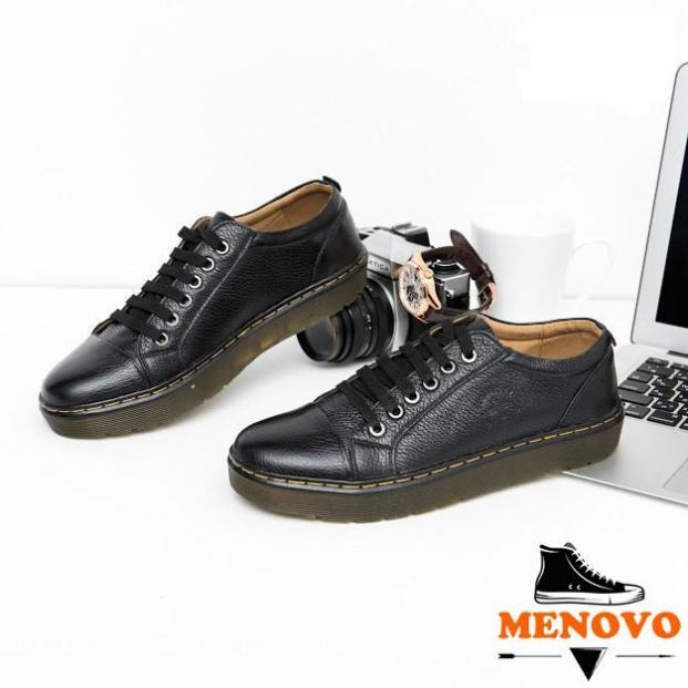 Giày Dr Martens Da Bò Cao Cấp BT69 giá rẻ