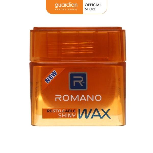 Wax vuốt tóc Romano Giữ nếp cứng, bóng mượt 68g giá rẻ