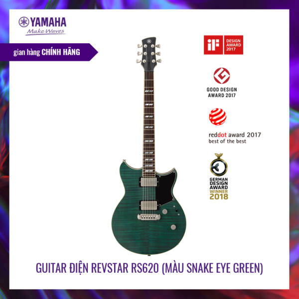Đàn Guitar điện yamaha Revstar RS620