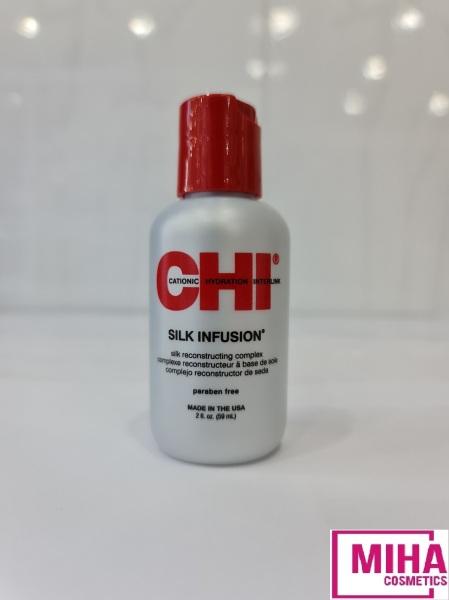 [HCM]Tinh Dầu Dưỡng Tóc CHI Silk Infusion 59ml USA giá rẻ
