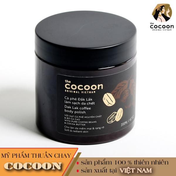 Làm Sạch Da Chết COCOON Từ Cà Phê Đắk Lắk  ( 200ml )