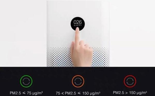 Bảng giá Máy lọc không khí Xiaomi Gen 3 (Mi 3H) / Room 50m2 - Quốc Tế Version 2020 - Hãng Phân Phối