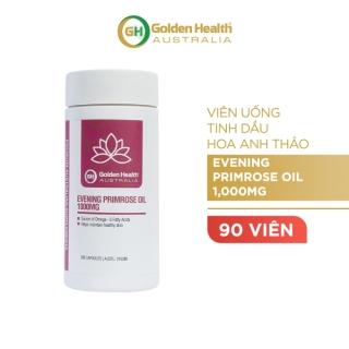 Viên uống tinh dầu hoa anh thảo Golden Health hỗ trợ cân bằng horrmone thumbnail