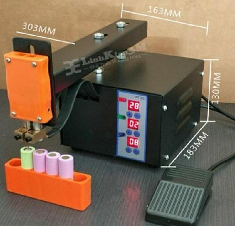 Bảng giá Máy Hàn Cell Pin JST-IIS 3KW Chất Lượng Cao Phong Vũ