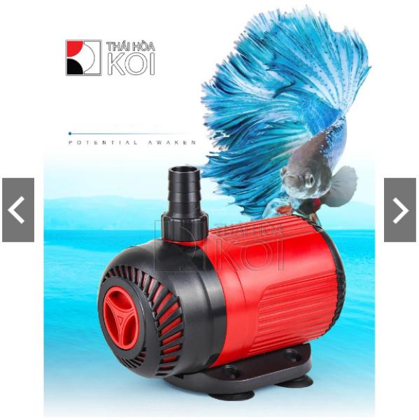 Bơm bể cá công suất từ 800l/h đến 6000l/h