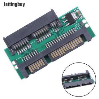 Jettingbuy 1.8 Micro SATA MSATA Sang 7 + 9 2.5 Bộ Chuyển Đổi Thẻ Chuyển Đổi SATA 3.3V thumbnail