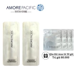 [30 gói] Sữa dưỡng chống lão hóa Amore Pacific Time Response Skin Reserve Fluid 1ml gói - Sữa dưỡng AmorePacific thumbnail