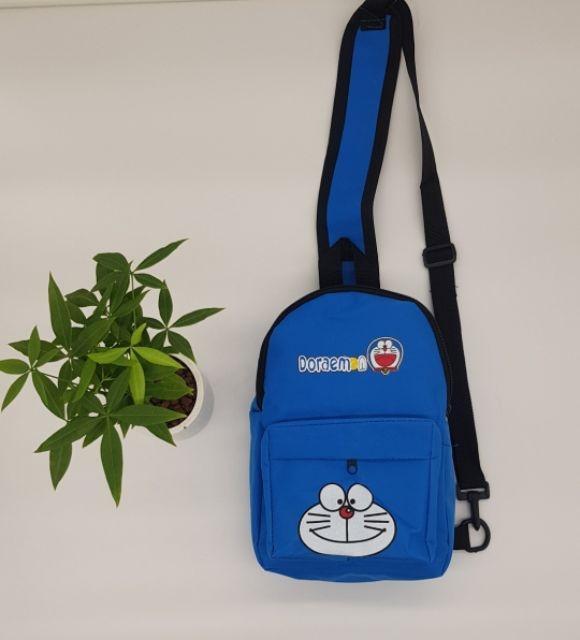 Túi đeo chéo thời trang Doremon cho bé
