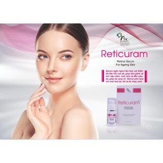 Fixderma Reticuram Serum 15g - retinol Giúp Ngăn Ngừa Lão Hoá, Làm Giảm Và Mờ Nếp Nhăn Giảm mụn thumbnail