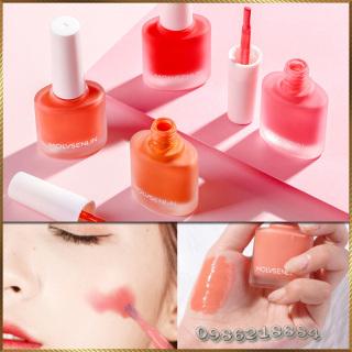 Má hồng dạng lỏng Molvsenlin Lollipop Blusher MLB6 thumbnail