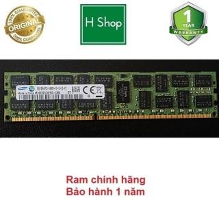 Ram Server DDR3 16GB ECC REG bus 1866 tháo máy chính hãng bảo hành 1 năm thumbnail