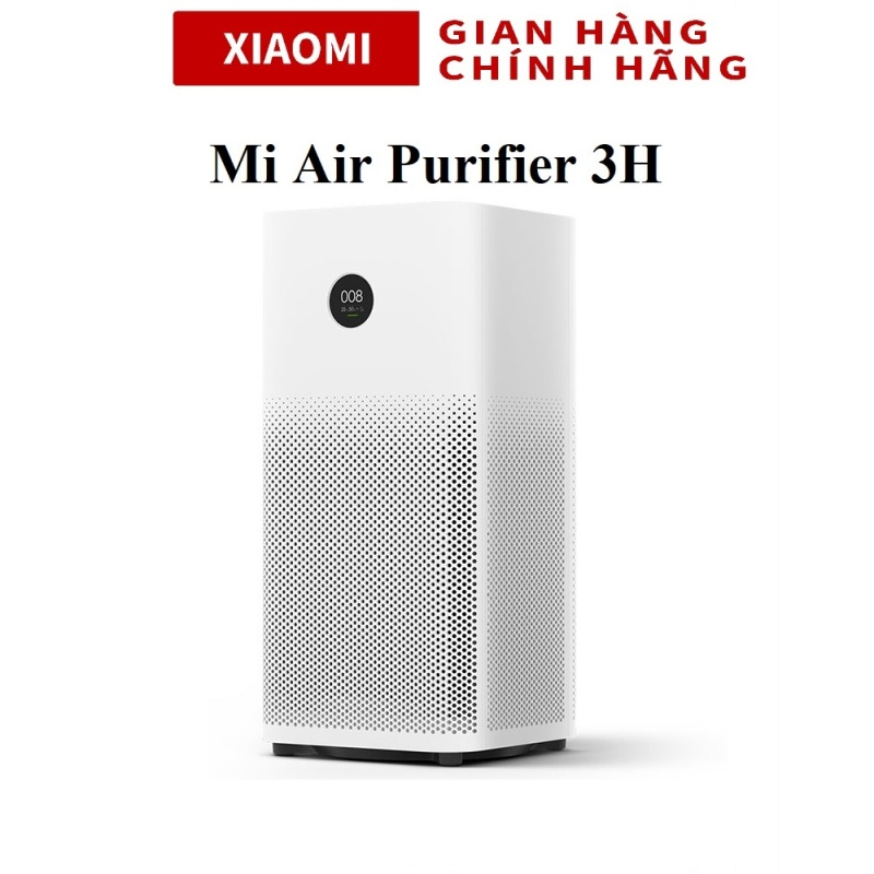Máy lọc không khí Xiaomi Gen 3 / 3H Mi Air Purifier  - Hàng Phân Phối Chính Hãng