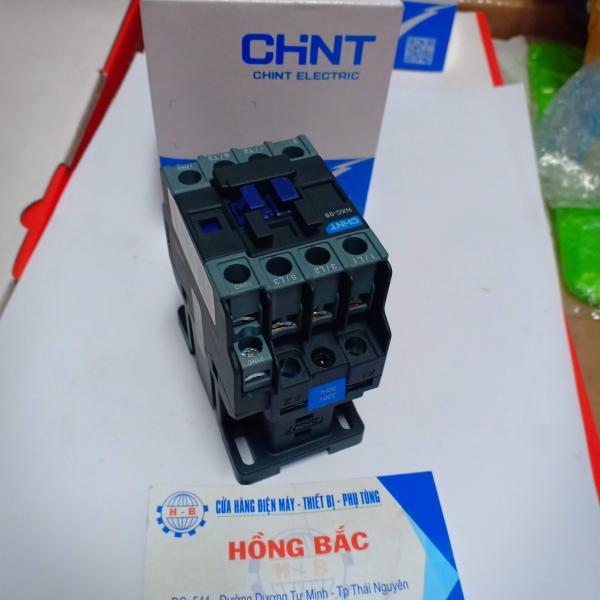 Khởi động từ Contactor CHINT NXC-25-AC380V