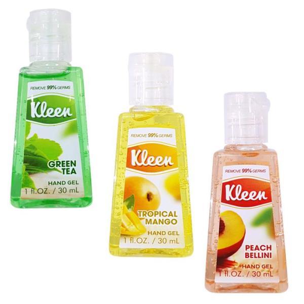 Gel rửa tay khô Kleen, nhiều dung tích lựa chọn. nhập khẩu