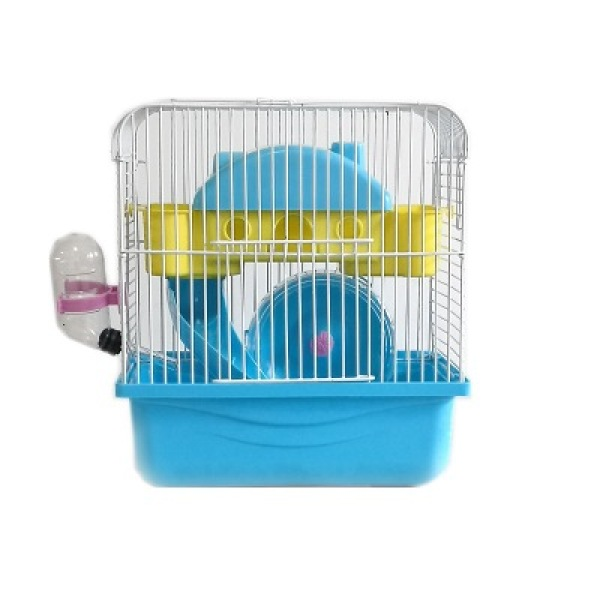 Lồng mặt hề full phụ kiện cho hamster
