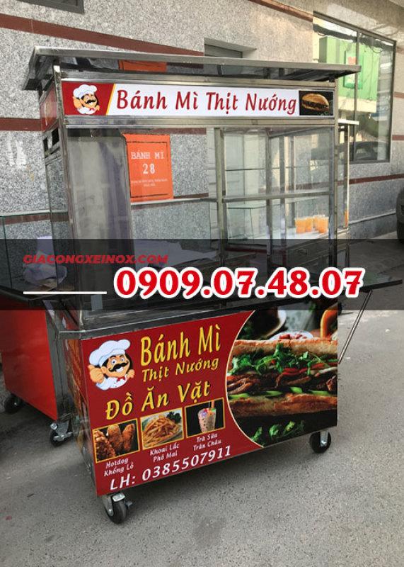 Bảng giá Xe bánh mì Thổ Nhĩ Kỳ 1M2 Điện máy Pico