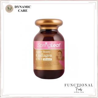 [ Hàng chuẩn Úc] Viên uống bổ sung collagen Springleaf inner beauty collagen 6-in-1 advanced 90 viên của Úc thumbnail