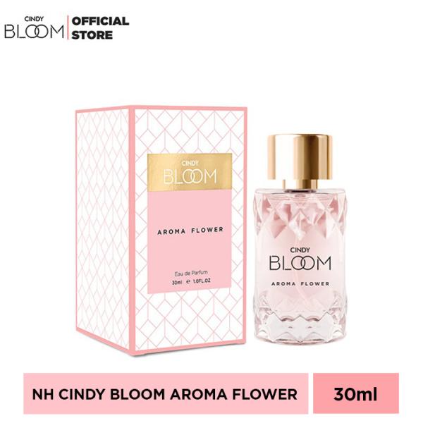 Nước Hoa Nữ Cindy Bloom Aroma Flower 30ml - Ngọt Ngào