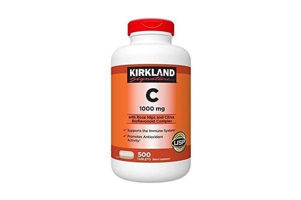 Vitamin C kirland của Mỹ