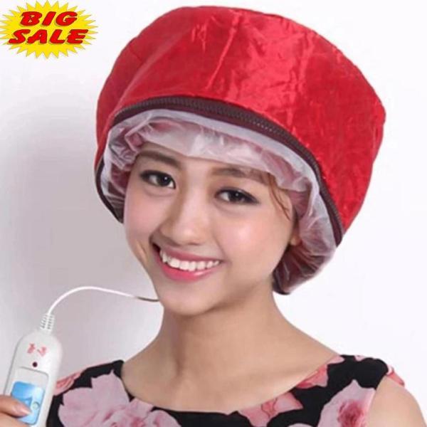 Máy hấp tóc mini, Ủ tóc tại nhà như thế nào, Mũ ủ tóc tại nhà giảm mệt mỏi và đau đầu, tăng cường trao đổi chất, M4 - 2403