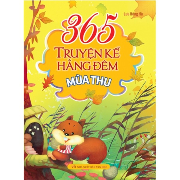 Sách - 365 Truyện Kể Hằng Đêm - Mùa Thu