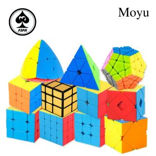 [MUA 1 TẶNG 1] RUBIK MOYU 2x2 3x3 4x4 5x5 MEGAMINX PYRAMINX RUBIK BIẾN THỂ RUBIK ĐỒ CHƠI TRÍ TUỆ P3PIK STORE- TẶNG GIÁ ĐỠ RUBIK thumbnail