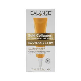 Tinh Chất Vàng Dưỡng Da Vùng Mắt Ngừa Lão Hóa Balance Active Formula Gold Collagen Rejuvenating Eye Serum 15ml thumbnail