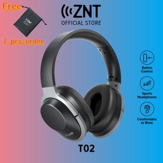 Tai nghe chơi game kết nối bluetooth kỹ thuật âm thanh nổi chân thực kèm micro ZNT SoundFit - INTL thumbnail