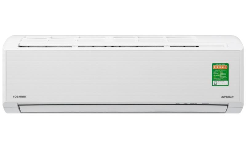 Bảng giá Máy lạnh Toshiba Inverter 1.5 HP RAS-H13PKCVG-V Tiện ích:Cài đặt nhanh các chế độ với 1 nút nhấn, Hoạt động siêu êm, Có tự điều chỉnh nhiệt độ (chế độ ngủ đêm), Hẹn giờ bật tắt máy, Làm lạnh nhanh tức thì, Tự khởi độ
