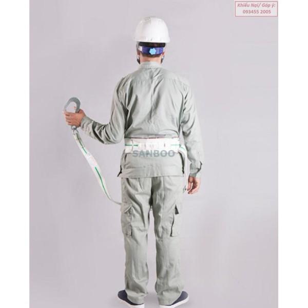 HOT Dây đai lưng an toàn làm việc trên cao cho thợ Sơn. thợ kỹ thuật, thợ điện Hàng có sẵn - Sỉ lẻ toàn quốc