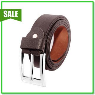Thắt lưng nam dây nịt khóa kim dây da đục lỗ bền đẹp thời trang thumbnail