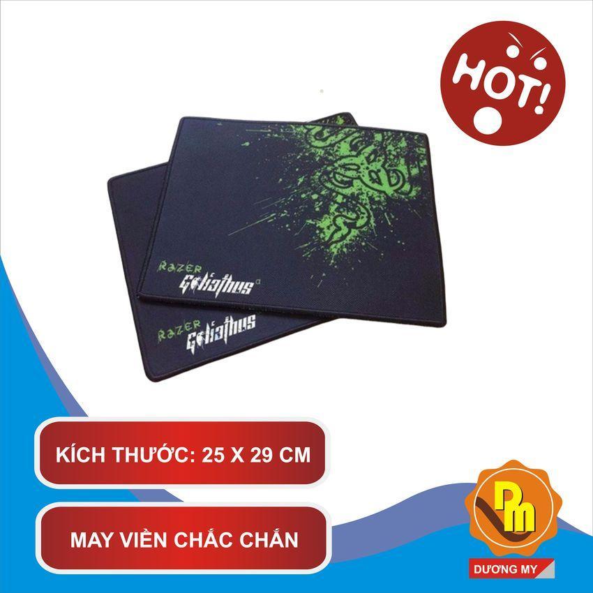 Giá Miếng Lót Chuột R5 (Mousepad R5, may viền chắc chắn, giúp chuột di chuột mượt hơn) - Dương My