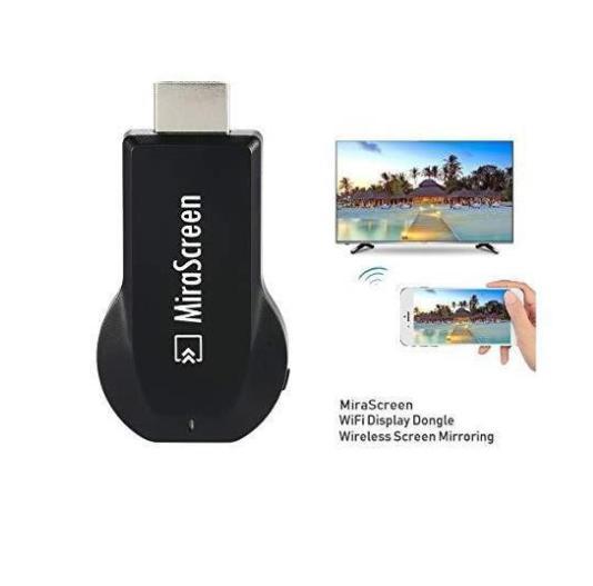 IT Smart HDMI Không Dây MiraScreen-Chuyển Dữ Liệu Lên TiVi