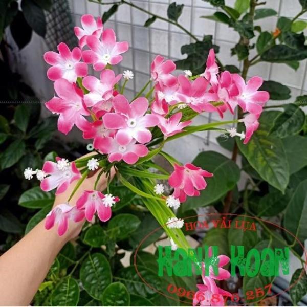 Chùm hoa thủy tiên - Cây hoa giả