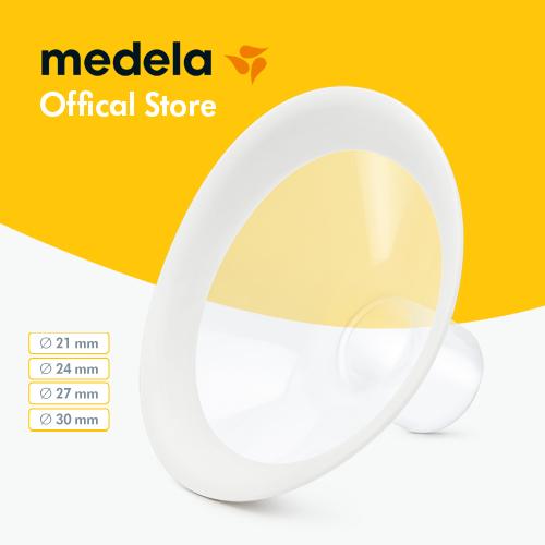 Mã Ưu Đãi Khi Mua Phụ Kiện Máy Hút Sữa |  Phễu Flex Medela Size 21mm ( 1 Chiếc) - Hàng Phân Phối Chính Thức Medela Thụy Sĩ