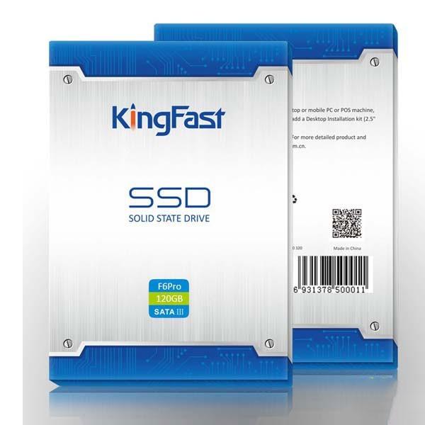 Bảng giá Ổ cứng SSD Kingfast F6 PRO 120G/240G- Bảo hành toàn quốc Phong Vũ