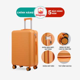 vali du lịch Kingsun vali kéo size20 24inch bảo hành 5 năm KS-T04 thumbnail