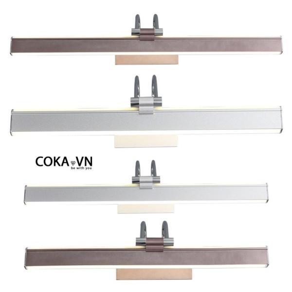 Đèn rọi tranh-rọi gương-đèn tường trang trí phòng khách-sảnh-cửa hàng-hành lang RT5677 thân hợp kim thiết kế hiện đại
