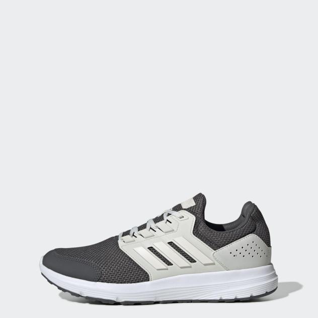 adidas RUNNING Giày Galaxy 4 Nam Màu xám EG8378 giá rẻ