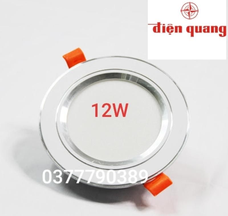 đèn LED âm trần Điên Quang