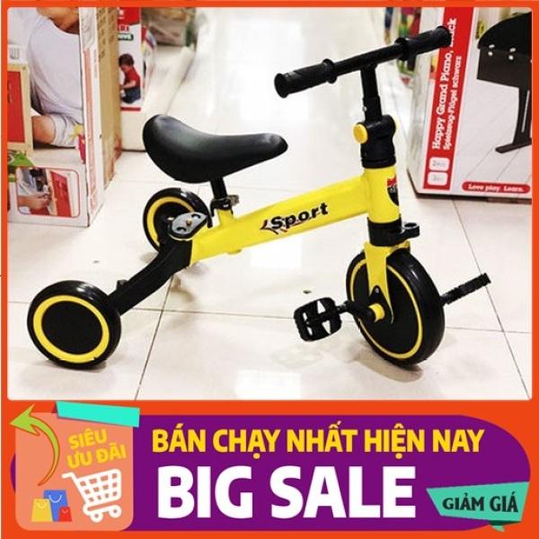 Giá bán Xe chòi chân xe đạp 3 bánh cho bé - Hàng loại 1 giá gốc [SIÊU SALE]