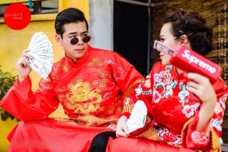 [HCM][Sale khủng] Mắt Kính Nam Nữ Chụp Hình Cưới Style Trung Quốc Hot Nhất Mọi Thời Đại -(Tặng kèm túi đựng kinh xịn và khăn lau) thumbnail