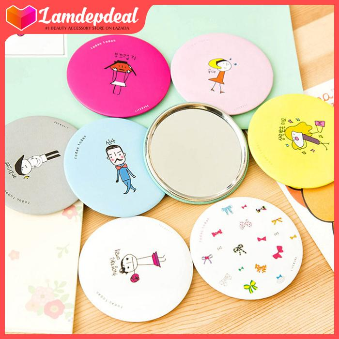 Lamdepdeal - Gương trang điểm bỏ túi MiniMi Korea