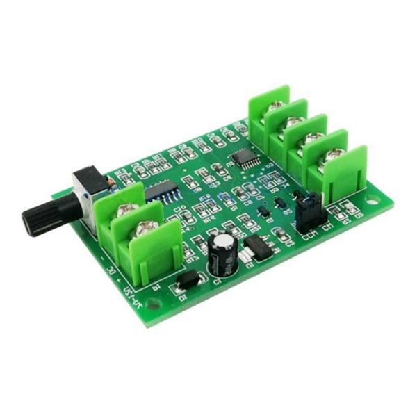 Bảng giá DC Brushless Motor Drive Board Module Speed Control Board Motor Controller 7V-12V Phong Vũ