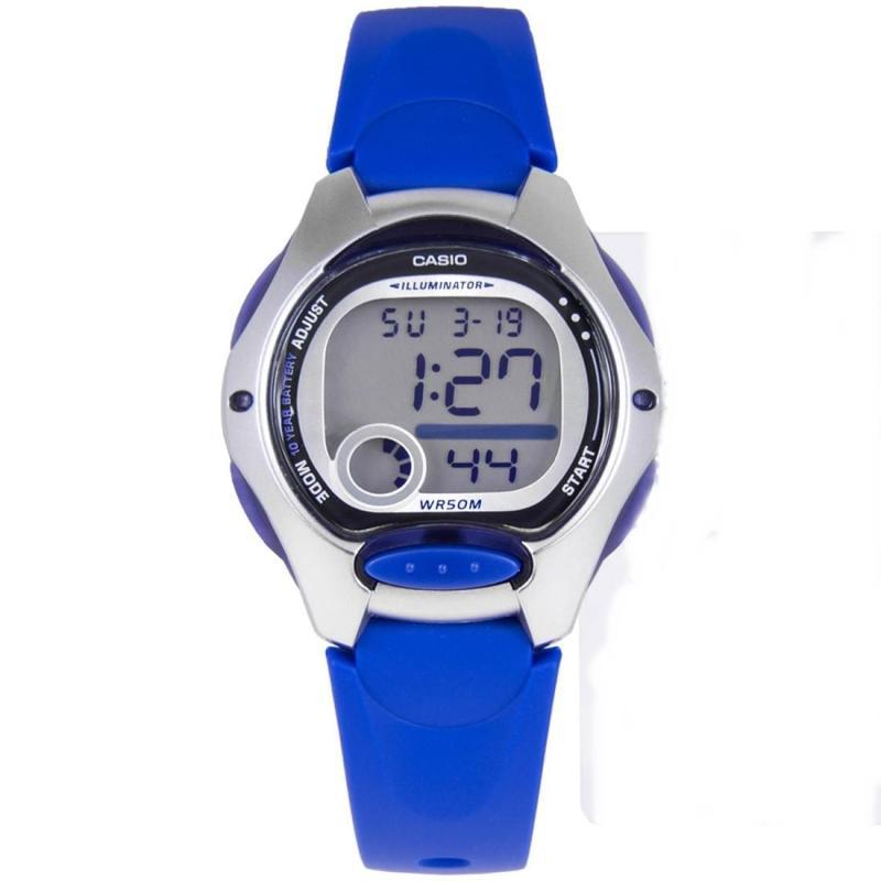 Đồng hồ  dây cao su Casio LW-200-2AVDF