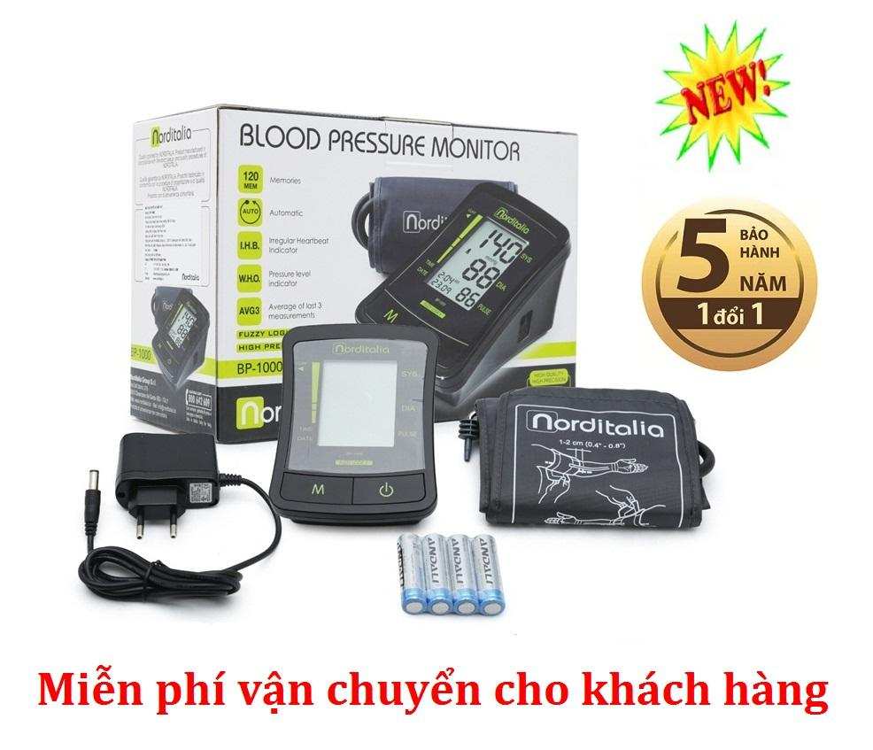 Nơi bán Máy đo huyết áp bắp tay Norditalia BP-1000