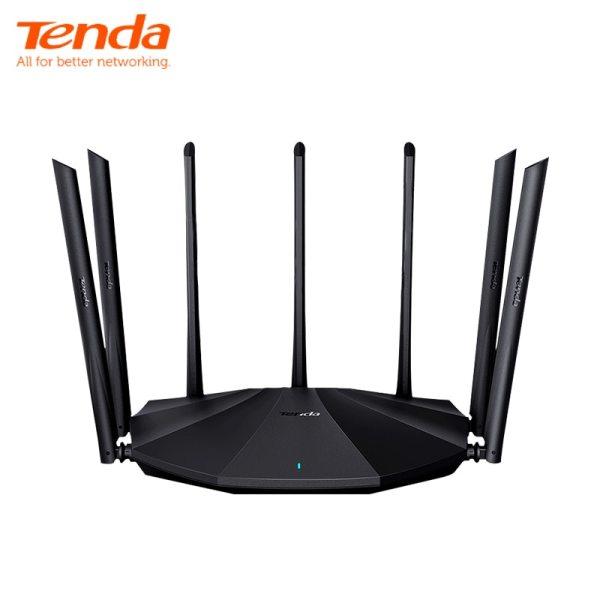 Bảng giá Tenda Thiết bị phát Wifi AC23 Chuẩn AC 2100Mbps - Hàng chính hãng - Hàng nhập khẩu Phong Vũ