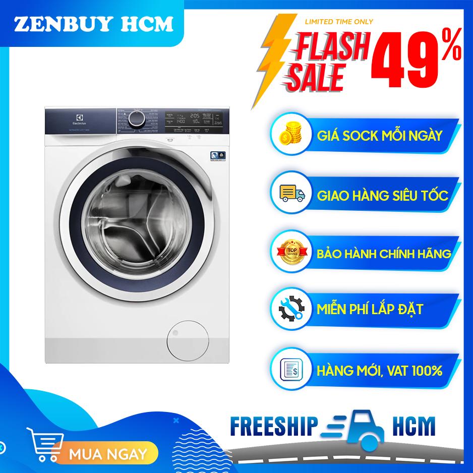 [Trả góp 0%]Máy giặt Electrolux Inverter 9.0 KG EWF9023BDWA
