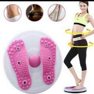 Bàn xoay giảm eo tập thể dục giảm cân tại nhà thumbnail